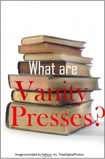 vanity presses